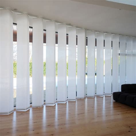 Patio Door Panel Blinds by Panel Blinds Decor Blinds Shade Solutions