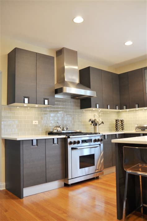 contemporary kitchen cabinets chicago copat italian cabinetry