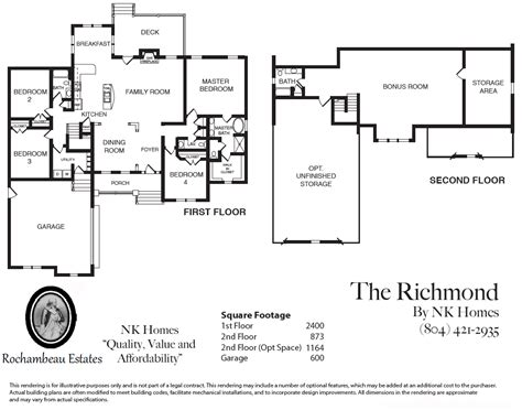 home floor plans richmond va introducing the richmond home at rochambeau estates nk