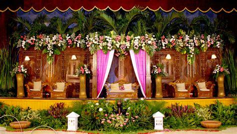 Dekorasi Weddingku by Pelaminan Jawa Rumah Safa Wedding