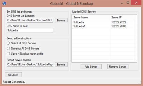 Mac Address Lookup Windows Vista Golook Global Nslookup