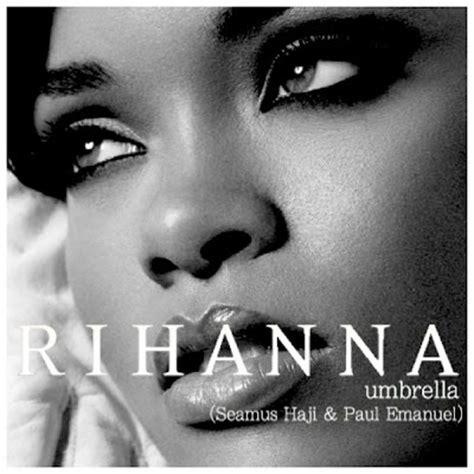 Rihanna Umbrella Single New Record by Just Cd Cover Rihanna Umbrella Seamus Haji Paul