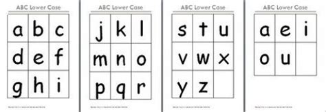 free printable card templates alphabet free printable alphabet flash cards hubpages