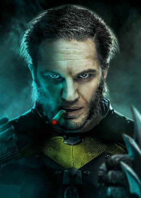 nuevo actor para wolverine tom hardy debe ser el nuevo wolverine y te digo porque