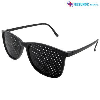 Pinhole Kacamata Terapi kacamata terapi alat terapi mata pinhole glasses