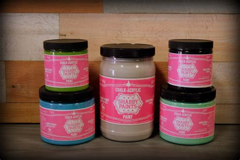 chalk paint on plastic shabby chalk acrylic paint shabby paints