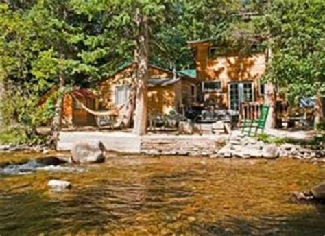 Friendly Cabins In Colorado by Hideout Cabins Colorado Cabins Pet Friendly Cabins Rocky Mountain National Park Cabins On