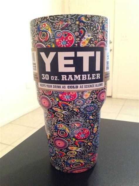 pattern yeti cup yeti cup cute pattern and trippy on pinterest