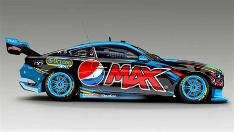 ford mustang supercar ford dealers prepared to support mustang v8 supercar in
