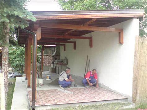 Carport Attached To House луксозни навеси от дърво фирма хамър билд еоод град софия