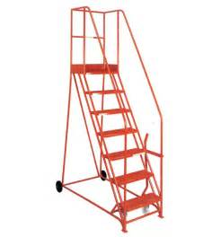 mobile treppen bc35 lever brake steel mobile safety steps jpg