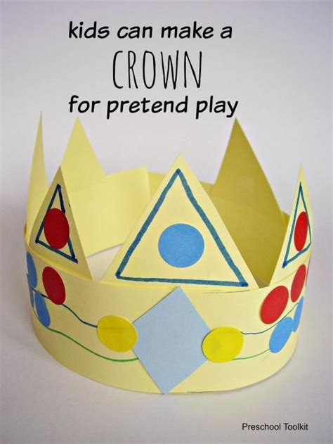 crown crafts for 17 best images about preschool crafts on
