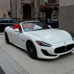 Maserati Spyder Convertible Maserati Gt S Spyder White