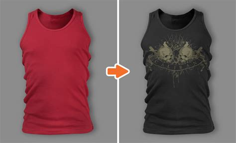 tank top mockup templates photoshop s ribbed tank top templates pack by go media