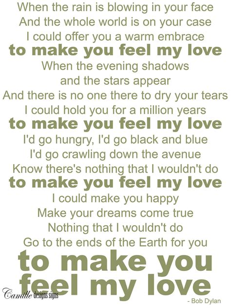 Give Your That Loving Feeling by I How You Make Me Feel Quotes Quotesgram