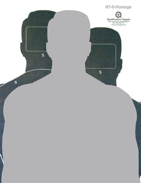 printable bad guy targets printable hostage shooting targets www imgkid com the
