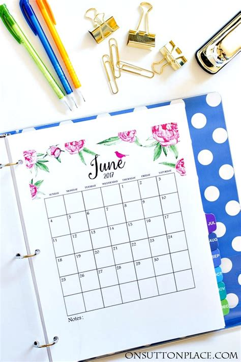 2016 printable monthly calendar on sutton place 2017 free printable monthly calendar on sutton place
