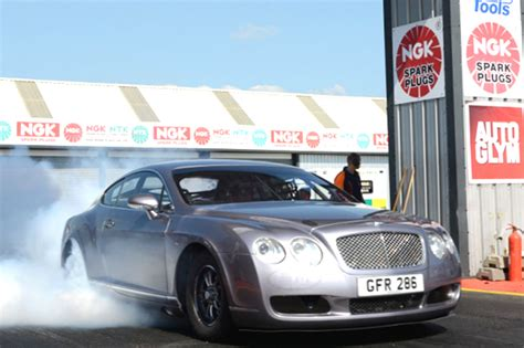 bentley drag car bentley continental gt with 3000bhp to compete in uk drag