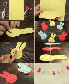 Paper Craft Ideas For Home Decor 12 Diy Easter Home Decorating Ideas Simple Yet Creative