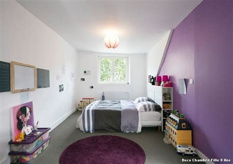 Impressionnant Idee Deco Chambre Fille #6: deco-chambre-fille-8-ans-with-classique-chic-chambre-denfant-1.jpg