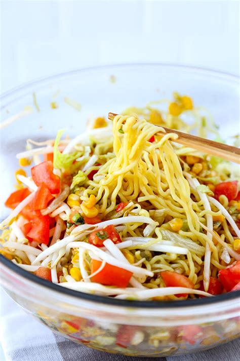 printable ramen noodle recipes ramen noodle salad pickled plum food and drinks