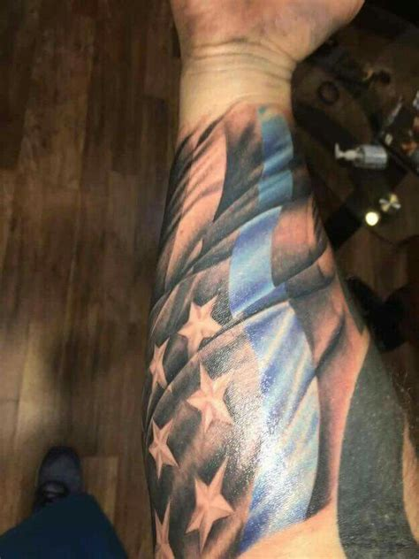 police tattoos designs 18 best images on officer cop