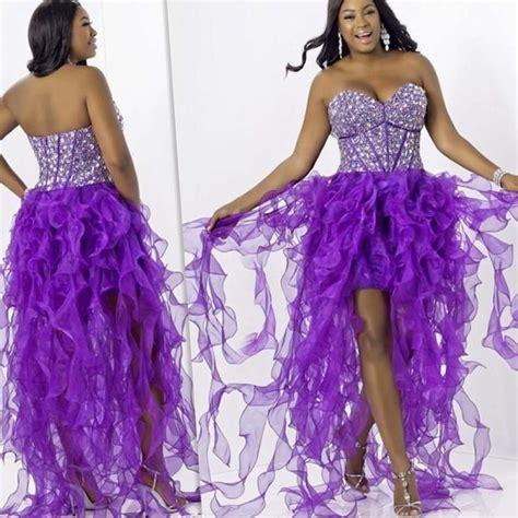Flow Sequin Dress For Big Size plus size purple formal dresses pluslook eu collection