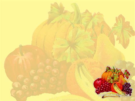 Happy Thanksgiving Day 1001 Christian Clipart Thanksgiving Powerpoint Backgrounds