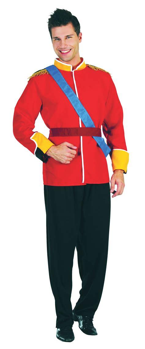 Dress Fast Hijau Army Blue Ac mens prince royal fancy dress costume royalty king william harry new ebay