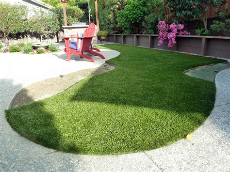 Backyard Ideas Artificial Grass Installing Artificial Grass Gold River California Lawn