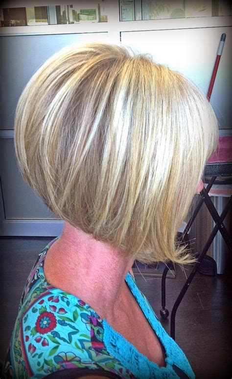 super stacked angled bob hairstyles and women attire december 2014