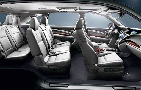 Acura Mdx New Style 2020 by Levaduraa Interior Look Of 2020 Acura Mdx What Redesign