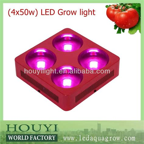 epistar led grow light integrated 200w 2012 3w epistar chip led grow lights