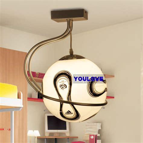 Lighting Fixtures For Boys Room by Popular Football Light Fixtures Buy Cheap Football Light Fixtures Lots From China Football Light