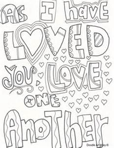 Other As I Have Loved You Love Coloring Pages Coloring Pages