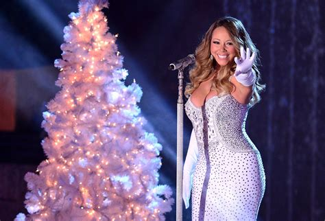 when are mariah carey s live uk christmas shows in london