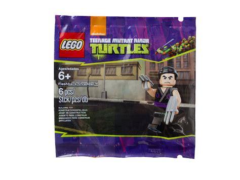 Brick Lego Lego 5002127 Flashback Shredder bricker конструктор lego 5002127 flashback shredder