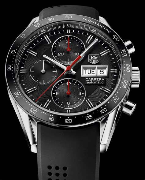Tag Heuer F1 Calibre 16 Chrono Brown Silver White up calibre 16 day date the home of tag heuer collectors