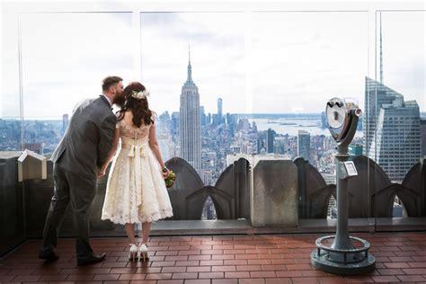 Top of the Rock Wedding Planner, Elopements, Destination