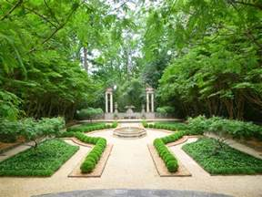 What Is A Formal Garden - garden of aaron atlanta trip report 2 atlanta history center gardens featuring american