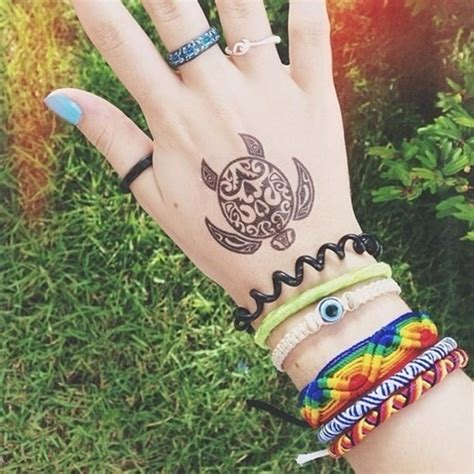 turtle henna tattoo tumblr 100 beautiful designs for beautiful