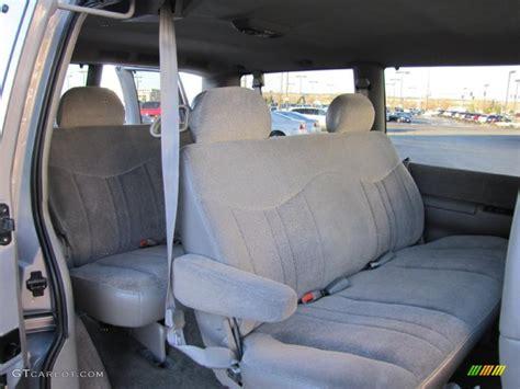 Astro Interior by 2000 Chevrolet Astro Ls Awd Passenger Interior Photo