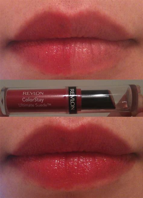Lipstik Revlon Ultimate revlon colorstay ultimate suede lipstick bellyrubz