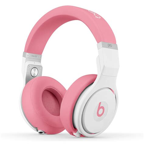 Headphone Beats Pink Front Row Electronics Home Theater Dvd Systems Speakers Headphones Access