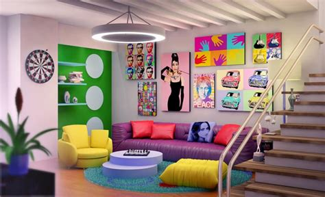 postmodern design complete design furniture graphics architecture interiors books 20 chic interior designs inspired by pop