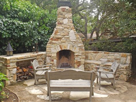 How To Build An Outdoor Fireplace Casual Cottage Carmel By The Sea House And Garden Tour 2013 Part 2