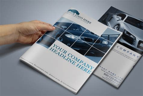 21 Car Sales Brochures Psd Ai Illustrator Download Sales Catalog Template