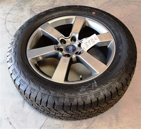 ford f150 fx fx4 20 inch oem wheels tire package oem