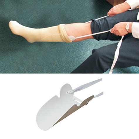 sock aid description plastic sock puller bayliss mobility ltd