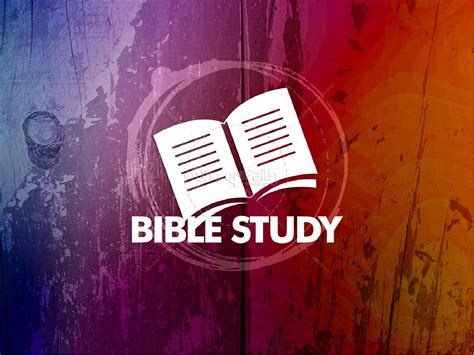 Bible Study Powerpoint Template Powerpoint Sermons Bible Powerpoint Template